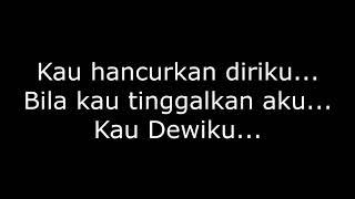Dewa - Separuh Nafas (Cover Dangdut Koplo Karaoke No Vokal by Sera)