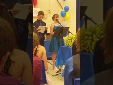 Neil/Duncan valedictorian speech 2017