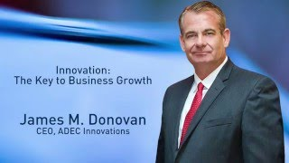 Innovation: The Key to Business Growth Image