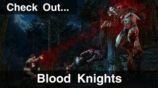 Check Out - Blood Knights
