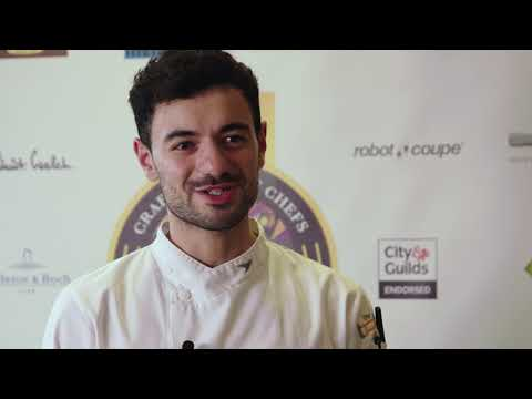Watch what happened at the Craft Guild of Chefs Graduate Awards 2021