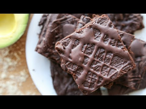 Keto Avocado Brownies | One of The BEST Low Carb Brownie Recipes & DAIRY FREE Too