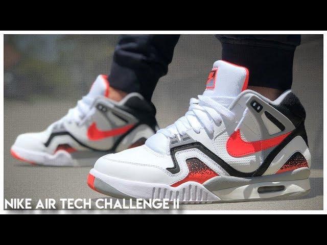 Nike Air Tech Challenge 3 Metallic Gold 4 WearTesters
