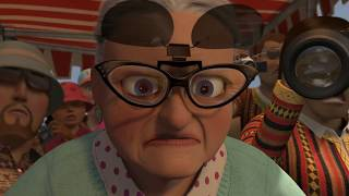 The Old Lady from Madagascar Compilation