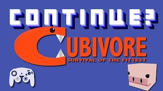 Cubivore (GameCube) - Continue?