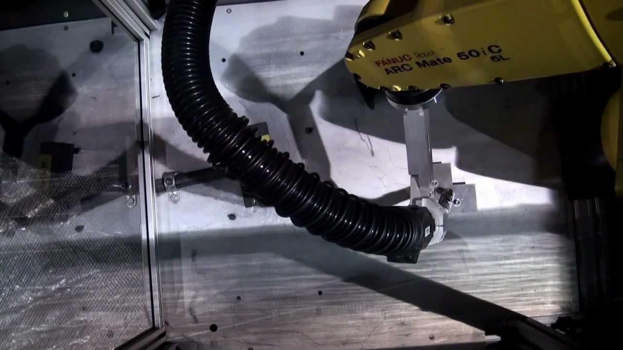 Educational Welding Robot - FANUC ARC Mate 50iC/5L Certified