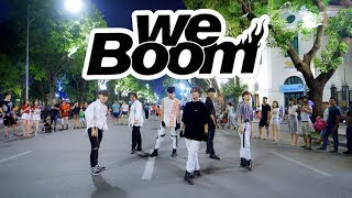 [KPOP IN PUBLIC CHALLENGE] NCT DREAM 엔시티 드림 'BOOM' Dance Cover By The D.I.P
