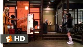 Kill Bill: Vol. 1 (8/12) Movie CLIP - The Bride vs. Gogo (2003) HD