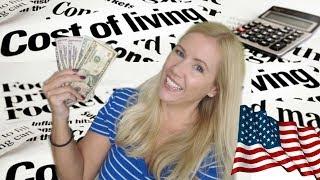 Lebenshaltungskosten USA: Wohnen, Essen, Benzin, Strom etc.| Sissi die Auswanderin