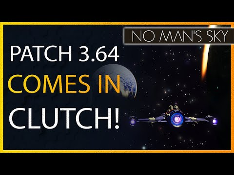 Patch 3.64 Brings Fixes in Clutch! No Man's Sky Frontiers Update, Settlement Bugs | Patch Notes News