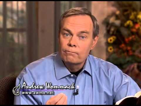 Download Andrew Wommack: God Wants You Well - Week 1 - Session 3
