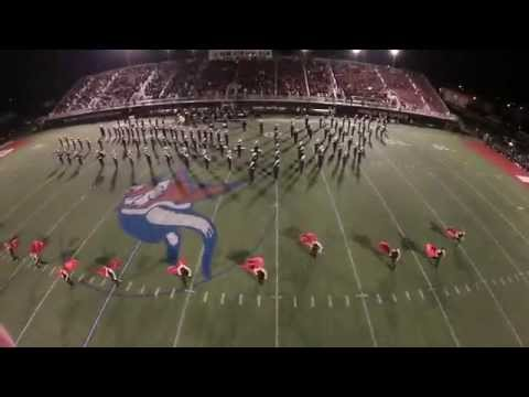 Fort Walton Beach High School Band Promo Video