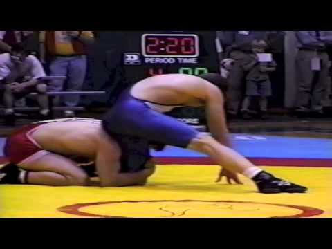 1995 World Cup: 68 kg Vadim Bogiev (RUS) vs. Craig Roberts (CAN)