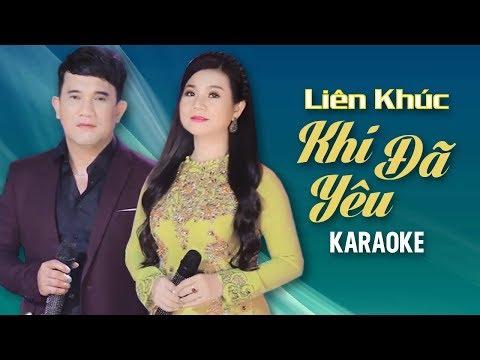 Liên Khúc Khi Đã Yêu_Định Mệnh -28/10/2019 Le Thanh ft