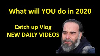 HAPPY NEW YEAR WORK VLOG ~ NEW DAILY VIDEOS FOR 2020-001