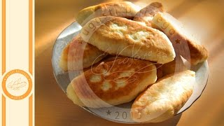 Пирожки без дрожжей, на кефире - Евгения Ковалец - Угости Ближнего # 108