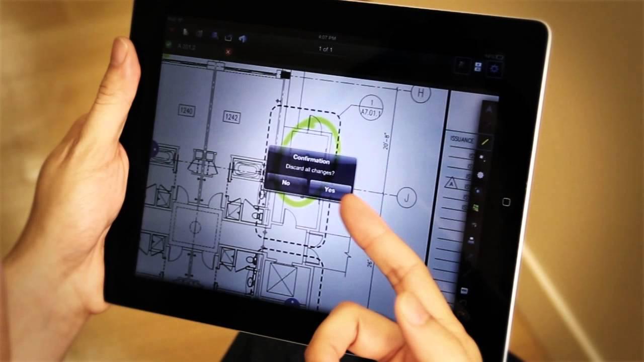 Bluebeam Revu iPad: Saving Files