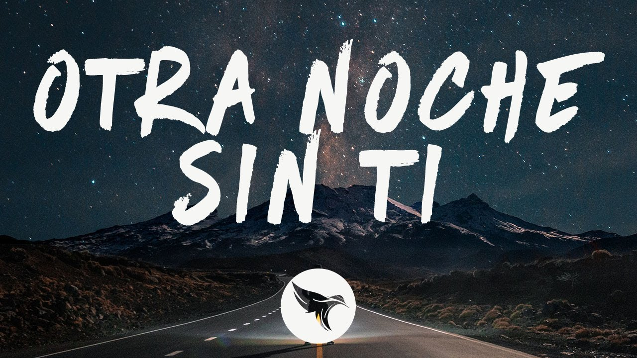 J. Balvin - Otra Noche Sin Ti (Letra/Lyrics) Khalid