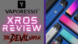 Vaporesso XROS Review - A Nęw Benchmark For Pod Kits?