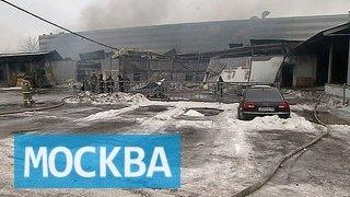 Московские пожарные спасли горожан от взрыва автохимии и кислородных баллонов(, 2016-02-14T12:38:41.000Z)