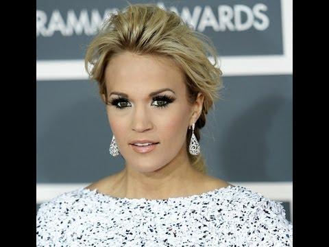 Carrie Underwood Makeup Carrie Underwood Gramm...