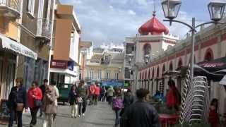 #Portugal Algarve ville de Loulé le Marché couvert Artisanal