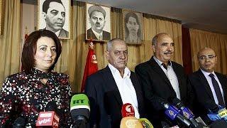 Nobel Barış Ödülü Tunus Milli Diyalog Dörtlüsü'nün oldu