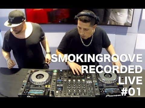 Smokingroove - Freestyle DJ Mix Session #1 - Recorded Live in Dubai - October 2017