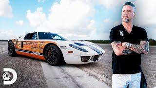 Mustang GT 2005 para desafiar la velocidad en la ciudad | El Dúo mecánico | Discovery Latinoamérica
