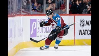 nathan mackinnon Highlights