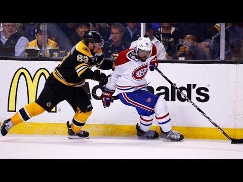 Bruins vs Canadiens Game 1 Recap
