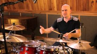 Double Paradiddle Lick Lesson
