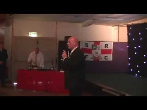Stafford Rangers Player and Special Awards day part 3 -11/5/13