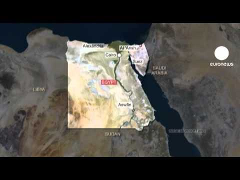 Blast reported at Egypt gas pipeline