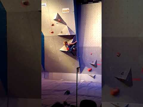 Youth Bouldering Nationals 2018 Semifinals YFC