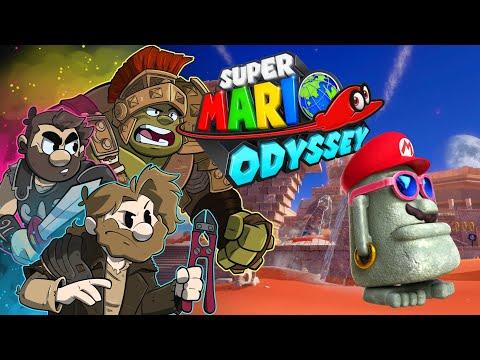 Super Mario Odyssey | IMacs And Board Games | Super Beard Bowl
