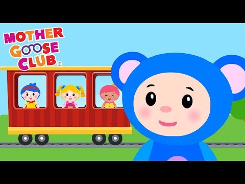 Freight Train | NEW VIDEO | Chu Chu Train | Mother Goose Club Baby Songs