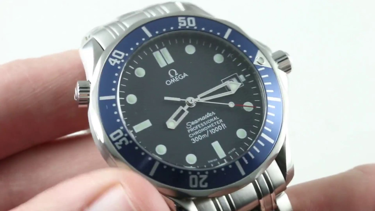 Omega User Manual - SpeedyWatches