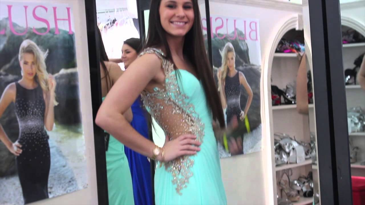 Come with me: Prom Dress Shopping - YouTube