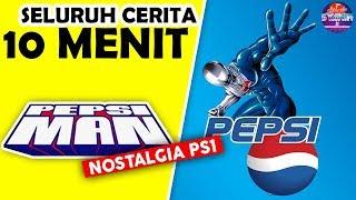 Seluruh Alur Cerita PepsiMan Hanya 10 MENIT - Game Jadul PS1 Terbaik Pepsi Man