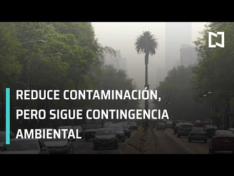 Contingencia ambiental; continúa mala calidad del aire por contaminantes - Las Noticias