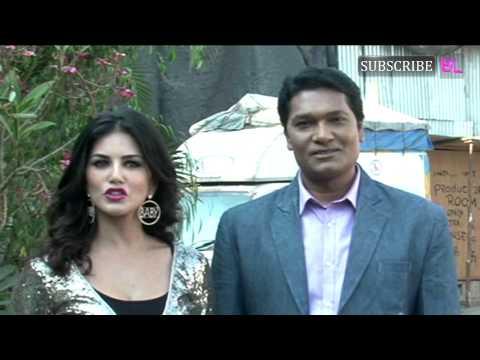 Sunny Leone Meets CID's Inspector Abhijeet | RAGINI MMS 2 promotions