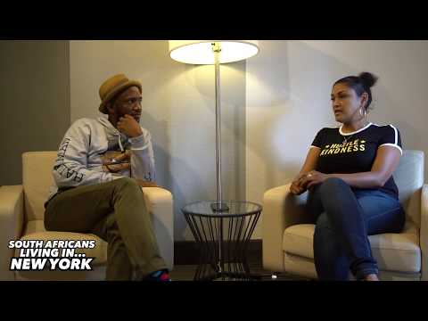 SOUTH AFRICANS LIVING IN... NEW YORK   Episode 1   LAUREN ATKINS - FOUNDER &  CEO OF  NYC WEB FEST