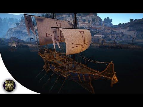 Black Desert Online - Epheria Sailboat Crafting Guide