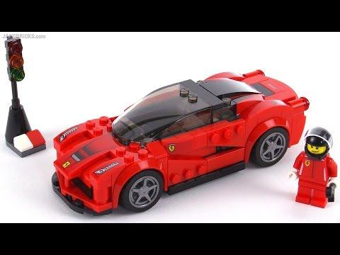 lego speed champions ferrari laferrari review set 75899. Black Bedroom Furniture Sets. Home Design Ideas