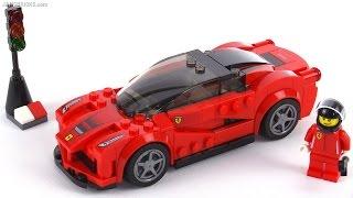 LEGO Speed Champions Ferrari LaFerrari review! set 75899