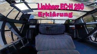 Liebherr EC-H 280 Erklärung