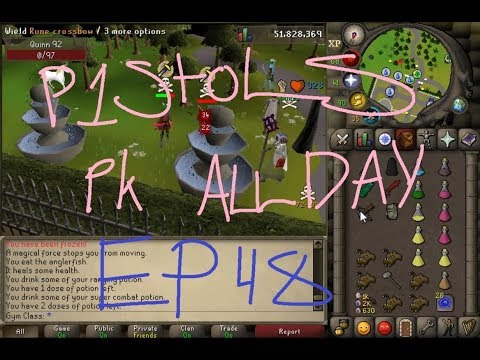 P1stols Pk All Day Ep 48