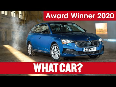 Skoda Scala: Why It's Our 2020 Family Car Of The Year | What Car? | Sponsored