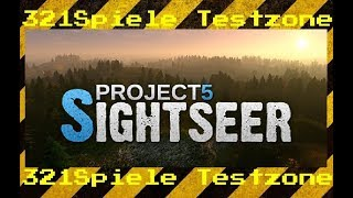 Project 5: Sightseer - Angespielt Testzone - Gameplay Deutsch